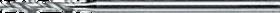 Spiraalboor volhardmetaal extra lang DIN 1869- 11.310 - voor boordiepte 15xD' met cil. schacht volgens DIN 6535-HA' PHD-aanslijping' tophoek 140°