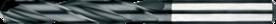 Spiraalboor volhardmetaal kort DIN 1897- 11.262 - DIN 6537-K' voor boordiepte 3xD' met cil. schacht volgens DIN 6535-HA