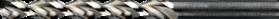 Spiraalboor standaard DIN 338- 11.764 - DIN 338' cil. schacht' korte uitvoering' met kruisaanslijping' tophoek 130°