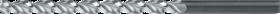 Spiraalboor lang DIN 340- 11.850 - DIN 340' type TS' cil. schacht' lange uitvoering' met kruisaanslijping' tophoek 130°' voor diepgatboren' ook geschikt voor hardhout