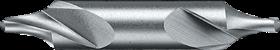 HSS - Centreerboor met radius, 60° - P.T. - 15.250