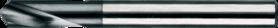 HSS-E - NC-Centreerboor TiAlN, 120° - P.T. - 15.704