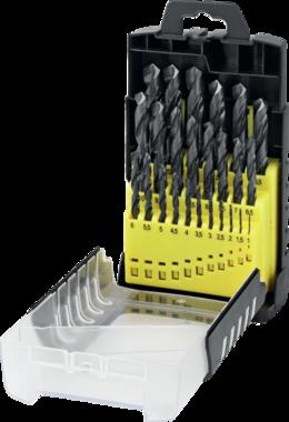 HSS - International Tools ECO Set Spiraalboren - I.T. - 19.130