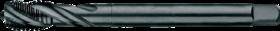 Machinetap voor blinde gaten' Metrisch- 23.446 - DIN 376' 60°' dunne schacht' spiraalhoek 35°' voor blinde gaten' aansnijding 2-3 gangen