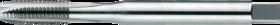 Machinetap voor doorlopende gaten' Metrisch- 22.195 - DIN 371' 60°' verdikte schacht' met schilaansnijding voor doorlopende gaten' aansnijding 3'5-6 gangen
