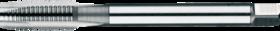 Machinetap voor doorlopende gaten' Metrisch- 22.201 - DIN 376' 60°' dunne schacht' met schilaansnijding voor doorlopende gaten' aansnijding 4-5 gangen
