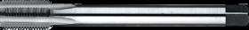 Machinetap voor doorlopende gaten' UNEF- 24.991 - DIN 374' 60°' dunne schacht' met schilaansnijding voor doorlopende gaten' aansnijding 4 gangen