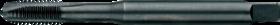 Machinetap voor doorlopende gaten' Metrisch- 22.595 - DIN 371' 60°' verdikte schacht