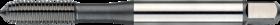 Roltap' Metrisch- 26.100 - DIN 2174' 60°' verdikte schacht' voorvorming 3 gangen