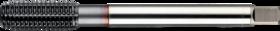 Roltap' Metrisch- 26.161 - DIN 2174' 60°' dunne schacht' voorvorming 3 gangen