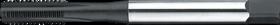 Machinetap voor blinde en doorlopende gaten' Metrisch- 22.650 - DIN 371' 60°' verdikte schacht' geschikt voor doorlopende en blinde gaten' aansnijding 2'5 gangen