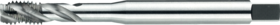Machinetap voor blinde gaten' Metrisch- 23.295 - DIN 371' 60°' verdikte schacht' spiraalhoek 35°' voor blinde gaten' aansnijding 2-3 gangen