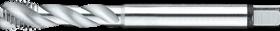 Machinetap voor blinde gaten' Metrisch- 23.305 - ISO 529' 60°' spiraalhoek 40°' voor blinde gaten' aansnijding 2'5 gangen