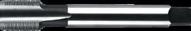 Machinetap voor blinde en doorlopende gaten' RP (BSPP)- 25.500 - DIN 5156' 55°' dunne schacht' voor doorlopende en blinde gaten' aansnijding 2'5 gangen