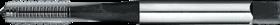 Machinetap voor blinde en doorlopende gaten' BSF- 25.720 - DIN 371' 55°' verdikte schacht' voor doorlopende en blinde gaten' aansnijding 2'5 gangen