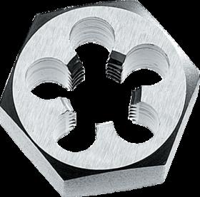 Snijmoer zeskant' Metrisch links- 29.990 - DIN 382' 60°