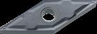 HM-Wisselplaten VNMG- 73.465 -