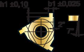 Borgringplaat (seegering) inwendig- 74.395 - DIN 472