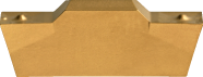 Afsteekplaat HM- 74.596 -