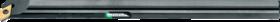 Wisselplaathouder A-SDUCR/L- 72.595 - voor kopieerwerk' voor wisselplaten DCGT' DCXT' DCMT