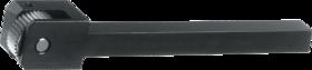 Kartelrolhouder- 75.109 - voor drukkartelrol 20x8x6 mm' type AA' BR' BL' GE artikelnr. 75.174