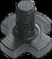 Aantrekschroef- 82.450 - DIN 6367' voor opsteekfreeshouder