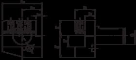 Gereedschapshouder- 83.110 - gereedschapshouder radiaal' rechts' kort
