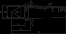 Center meedraaiend- 85.205 - compacte uitvoering
