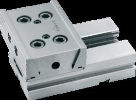 Machineklem- 88.474 - bij uitstek geschikt voor frees- en slijpwerk' met hoge repeteernauwkeurigheid' parallelliteit 0'005/100 mm' haaksheid 0'005 mm