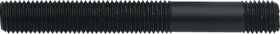 Draadeind, DIN 6379, kwaliteit 8.8