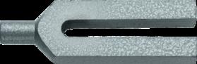 Spanijzer- 88.670 - DIN 6315-C' uit veredeld staal' gelakt