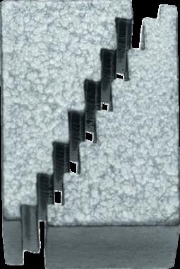 Opstopblok, type 6500