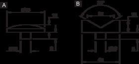 Opzetelement voor vijzel- 88.810 -