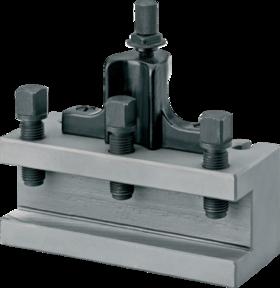 Snelwisselhouder- 85.051 - voor de opname van vierkante of rechthoekige draaibeitels