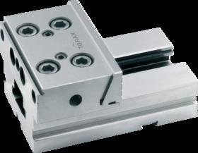 Machineklem- 88.472 - bij uitstek geschikt voor frees- en slijpwerk' met hoge repeteernauwkeurigheid' parallelliteit 0'005/100 mm' haaksheid 0'005 mm