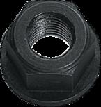 Zeskant kraagmoer DIN 6331' gezwart- 88.631 - DIN 6331' uit veredeld staal