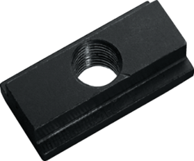 T-gleufmoer- 88.612 - DIN 508-L' uit veredeld staal