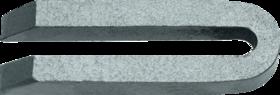 Spanbeugels- 88.660 - DIN 6315-B' uit veredeld staal' gelakt