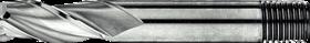 Universeelfrees met middellange snijlengte- 33.200 - DIN 844-K' cil. schacht met aantrekdraad' uit M42-staal
