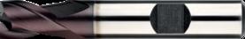 Spiebaanfrees met middellange snijlengte- 32.228 - DIN 327' cil. schacht met opspanvlak type Weldon (DIN 1835-B)' uit PM staal' voor een optimaal resultaat