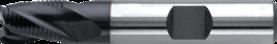 Ruwfrees met extra korte snijlengte- 35.024 - DIN 327' centrumsnijdend