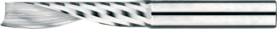 Eensnijder- 36.130 - type W' spiraalhoek 21°' gladde cil. schacht