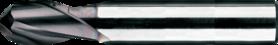 Radiusfrees met korte snijlengte- 36.256 - gladde cil. schacht