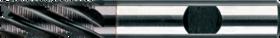 Ruwfrees met middellange snijlengte- 35.226 - DIN 844-K' centrumsnijdend