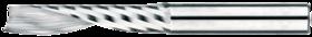 Eensnijder- 36.140 - type W' spiraalhoek 30°' gladde cil. schacht' voor aluminium' voor gebruik op kopieerfreesmachines