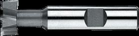 T-gleuffrees- 36.560 - DIN 851-AB' cil. schacht met opspanvlak type Weldon (DIN 1835-B)