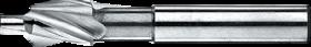Kopverzinkfrees- 43.210 - DIN 1866' cil. schacht' middelpassing voor doorlopende gaten