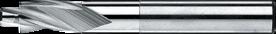 Kopverzinkfrees- 43.330 - DIN 373' cil. schacht' middelpassing voor doorlopende gaten