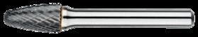 Stiftfrees boomvorm- 41.560 - met stalen schacht