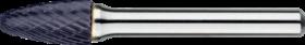 Stiftfrees boomvorm- 41.561 - met stalen schacht